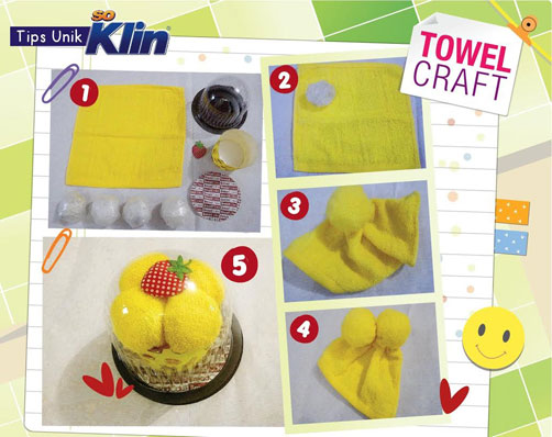 Towel-Craft-(mini-roll-cake)